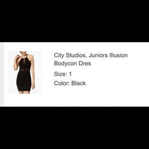 Little Black dress NWT size 1